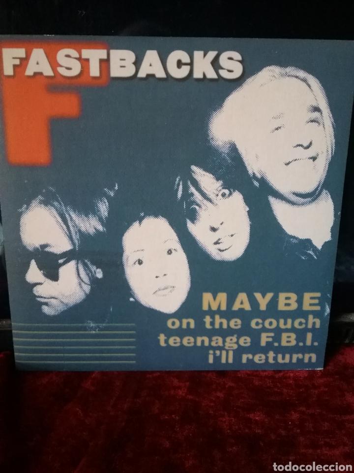 FASTBACKS 1992 MUNSTER RECORDS EP. (Música - Discos de Vinilo - EPs - Pop - Rock Extranjero de los 90 a la actualidad)