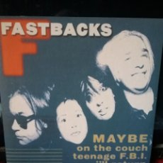 Discos de vinilo: FASTBACKS 1992 MUNSTER RECORDS EP.. Lote 235460510
