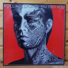 Discos de vinilo: LP ALBUM , THE ROLLING STONES , TATOO , SPAIN ED.1981.. Lote 235461115