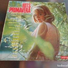 Disques de vinyle: HITS PRIMAVERA !!, LP, LICIA - EL FOLKLORE AMERICANO + 15, AÑO 1966. Lote 235464360