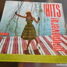 Disques de vinyle: HITS PRIMAVERA !!, LP, LOS SIREX - TWIST AND SHOUT + 15, AÑO 1964. Lote 235470780