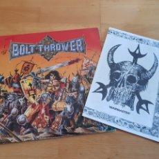 Discos de vinil: LP BOLT TROWER BOLT-TROWER GRAN ESTADO CON ENCARTE ORIGINAL DE ÉPOCA. Lote 235471595