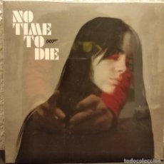 "Disques de vinyle: BILLIE EILISH · NO TIME TO DIE · 7"" · SINGLE ·SMOKE VINYL · RSD 2020 · NEW & SEALED. Lote 235496285"