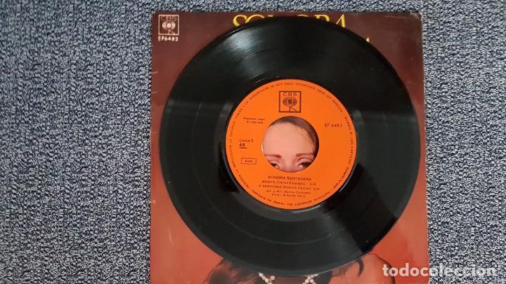 Discos de vinilo: Sonora Santanera - E.P (4 canciones) Musita,A Veracruz,+2. Año 1.968. Editado por CBS - Foto 3 - 235502775
