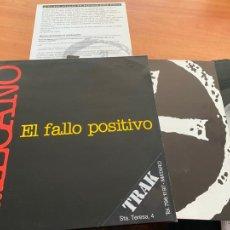 Discos de vinilo: MECANO (EL FALLO POSITIVO) MAXI ESPAÑA 1992 (B-18). Lote 235508145