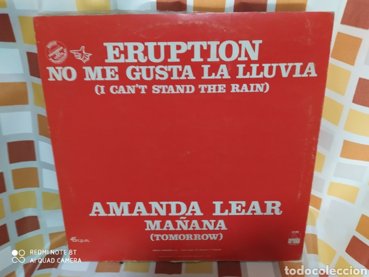 Discos de vinilo: Boney M./John Paul Young/Eruption (4)/Amanda Lear–Ríos De Babilonia - Maxi vinilo - 1978 - - Foto 2 - 235522765