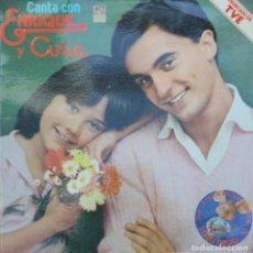 Discos de vinilo: LIQUIDACION LP EN PERFECTO ESTADO - ENRIQUE Y ANA, CANTA CON .... (1979). Lote 235527540