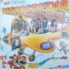 Discos de vinilo: LIQUIDACION LP EN PERFECTO ESTADO - NUEVO DISCOLANDIA (1979-80). Lote 235531700