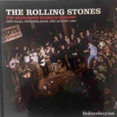 "Discos de vinilo: THE ROLLING STONES THE ABANDONED KURHAUS CONCERT (10"" + DVD) . EDICIÓN LIMITADA. Lote 235532950"