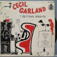 Discos de vinilo: LP. CECIL GARLAND Y SU PIANO MÁGICO. Lote 235550460