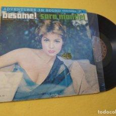 Discos de vinilo: LP SARA MONTIEL – BESAME! - US - WL 149 -VINILO (VG/VG) Ç. Lote 235561390