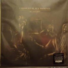 Discos de vinilo: CRIPPLED BLACK PHOENIX - ELLENGAEST · 2LP · VINYL · NEW & SEALED. Lote 235567660