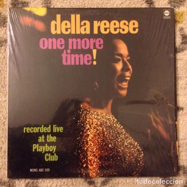 DELLA REESE / ON MORE TIME 1966 CLASSIC SOUL LP, ORG EDT USA, EXC (Música - Discos - LP Vinilo - Funk, Soul y Black Music)