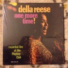 Discos de vinilo: DELLA REESE / ON MORE TIME 1966 CLASSIC SOUL LP, ORG EDT USA, EXC. Lote 235572670