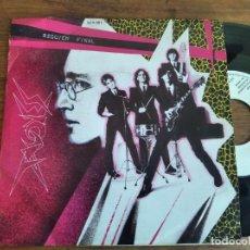 Dischi in vinile: TACONES - REQUIEM FINAL **** RARO SINGLE PROMOCIONAL GRAN MUSICAL HOMENAJE BEATLES 1981. Lote 235576095