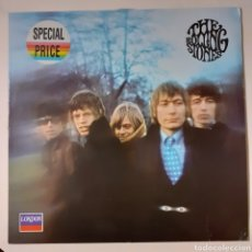 Discos de vinilo: ROLLING STONES. BETWEEN THE BUTTONS. GERMANY 1988 (1967) 820 051-1. DISCO EX. CARÁTULA VG+. Lote 235582755
