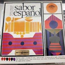 Discos de vinilo: MARTÍN CARRETERO - SABOR ESPAÑOL - SPANISH FLAVOUR (1965 ZAFIRO). BUEN ESTADO. VG+++/ NM. Lote 235596840