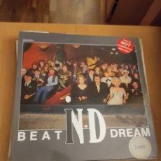 Discos de vinilo: BEST IND DREAM. Lote 235598485