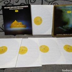 Discos de vinilo: WILHELM FURTWANGLER - 100 AÑOS DE LA ORQUESTA FILARMÓNICA DE BERLIN. Lote 235608690