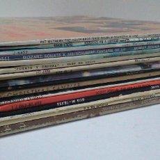 Discos de vinil: 18 VINILOS VARIADOS! (NO POP). JAZZ, FLAMENCO, BLUES, FUSIÓN, DIXIE, CLÁSICA (1), SWING,... Lote 235626090