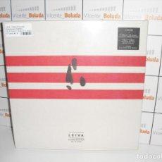 Disques de vinyle: LEIVA MADRID NUCLEAR EDICIÓN EN DIRECTO CAJA CON 3 LP-VINILO + VINILO 7 + DVD ENVIÓ A ESPAÑA 2 €. Lote 235635805