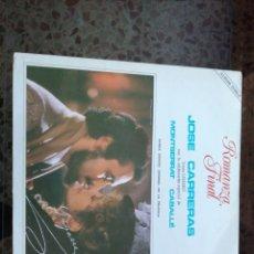 Discos de vinilo: ROMANZA FINAL - ALBUM DOBLE. Lote 235636260