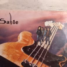 """Disques de vinyle: SABLE. SINGLE 7"""" """" AMIGOS ROCKEROS + LARGO CAMINO """". CITRA PRODUCCIONES. 1986. MUY DIFÍCIL. Lote 235649610"""