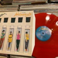 Discos de vinilo: X RAY SPEX GERMFREE ADOLESCENTS DISCO DE VINILO ROJO PUNK ROCK. Lote 235650580