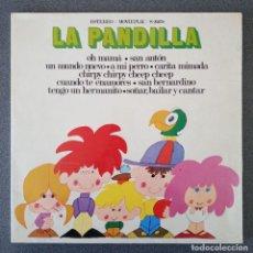 Discos de vinilo: VINILO LP LA PANDILLA. Lote 235652595