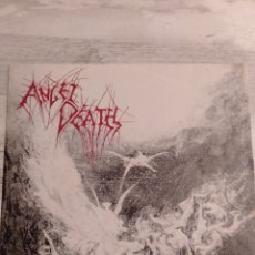 "Discos de vinilo: ÁNGEL DEATH. SINGLE 7"". "" EXORCISIN'THE PAIN + DESIRE FOR IMMORTALITY "". 1993. EDICIÓN ITALIA. RARO.. Lote 235654550"