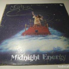 Discos de vinilo: LP - MANTUS – MIDNIGHT ENERGY - SM-601 ( VG+ /F ) US 1979. Lote 235655700