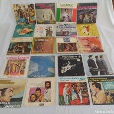 Discos de vinilo: LOTE DE 20 DISCOS 45 RPM.. Lote 235657565