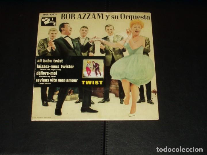 BOB AZZAM EP ALI BABA TWIST+3 (Música - Discos de Vinilo - EPs - Orquestas)