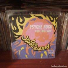 Discos de vinilo: LES YPER-SOUND / PSYCHE ROCK / EDICIÓN FRANCESA / FONTANA 1967. Lote 235703100