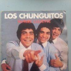 Discos de vinilo: LP-LOS CHUNGUITOS-SANGRE CALIENTE. Lote 235709675