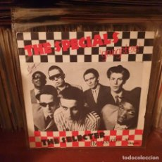 Discos de vinilo: THE SPECIALS / THE SELECTER / GANGSTERS / CHRYSALIS 1979. Lote 235715935
