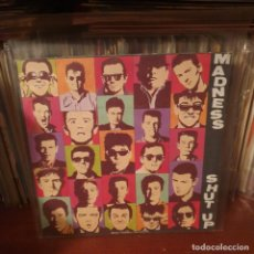 Discos de vinilo: MADNESS / SHUT UP / EDICIÓN FRANCESA / VOGUE 1981. Lote 235717960