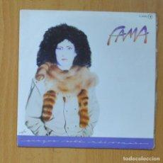 Discos de vinilo: FAMA - AUNQUE ESTE MAS OSCURO / SI YO FUERA JIM - SINGLE. Lote 235723640