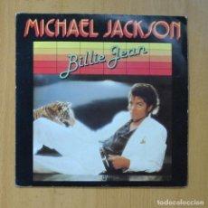 Disques de vinyle: MICHAEL JACKSON - BILLIE JEAN / IT´S THE FALLING IN LOVE - SINGLE. Lote 235724530