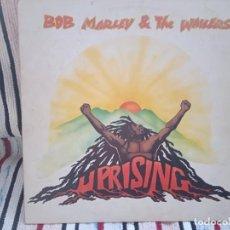 Discos de vinilo: BOB MARLEY - UPRISING (ESPAÑA 1980). Lote 235729500