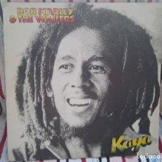 Discos de vinilo: BOB MARLEY - KAYA (ESPAÑA 1984). Lote 235731880