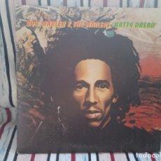 Discos de vinilo: BOB MARLEY - NATTY DREAD (ESPAÑA 198O). Lote 235732760