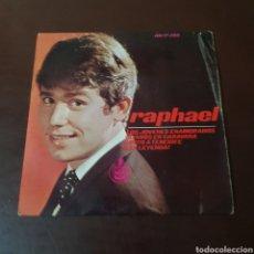 Discos de vinilo: RAPHAEL - JOVENES ENAMORADOS ... HIPAVOX. Lote 235735265