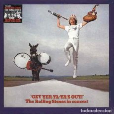 Discos de vinilo: THE ROLLING STONES GET YER YA-YA'S OUT! - THE ROLLING STONES IN CONCERT (LP). Lote 235790560