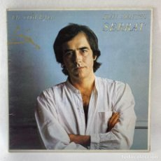 Discos de vinilo: LP - VINILO JOAN MANUEL SERRAT - TAL COMO RAJA - DOBLE PORTADA - ESPAÑA - AÑO 1975. Lote 235791905