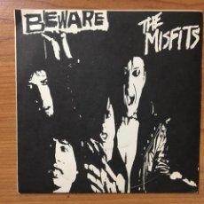 Discos de vinil: MISFITS-BEWARE. Lote 235795955