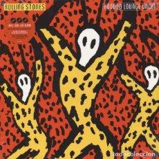 Discos de vinilo: THE ROLLING STONES VOODOO LOUNGE UNCUT (3XLP) . VINILO GATEFOLD DIRECTO. Lote 235798220