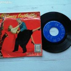 Discos de vinilo: VARIOUS – RITMOS BAILABLES N.º 4 EP SPAIN 1957 JAZZ VINILO VG++/PORTADA (VER FOTO). Lote 235809495