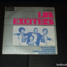 Discos de vinilo: EXCITERS EP DO-WAH-DIDDY+3. Lote 235809900