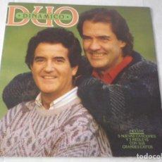 Discos de vinilo: LP DUO DINÁMICO. Lote 235820870